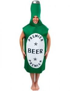 Pivo kostum