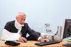 prijava poškodbe pri delu