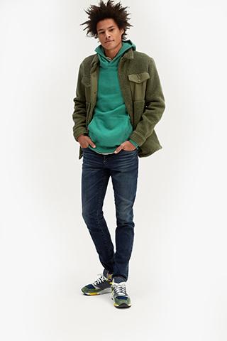 gap jeans hlače za moške athletic